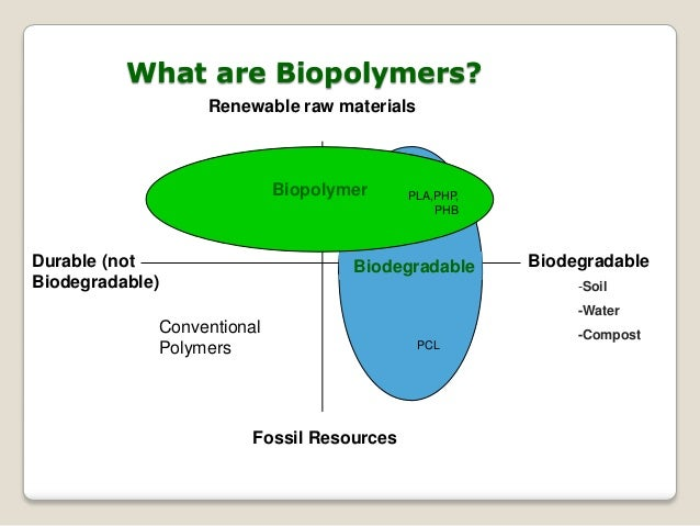 production of materials biopolymers Technical insight the history of tomorrow's materials: protein-based biopolymers by brian e ralston and tim a osswald university of wisconsin—madison.