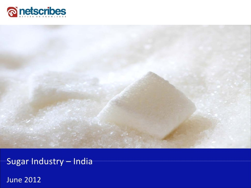 Insert Cover Image using Slide Master View                            Do not distortSugar Industry –Sugar Industry IndiaJu...