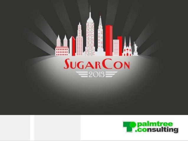 ©2013 SugarCRM Inc. All rights reserved.Resumen de SugarCON 2013