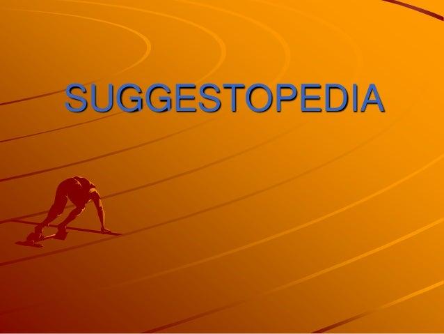SUGGESTOPEDIA