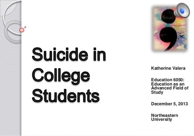 Katherine Valera Education 6050: Education as an Advanced Field of Study December 5, 2013 Northeastern University