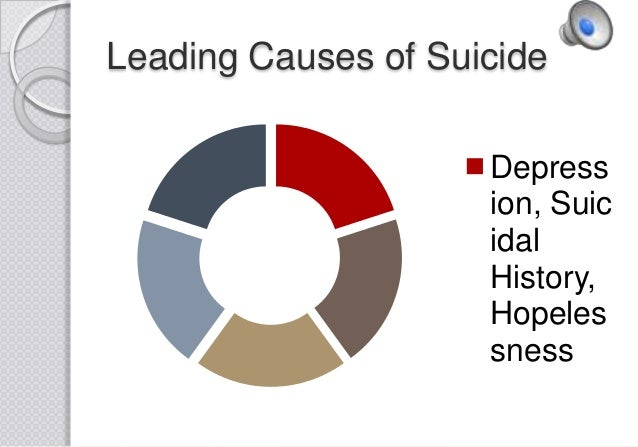 suicide and the causes