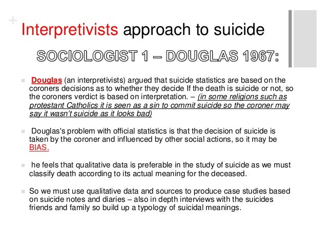 suicide rates essay Suicide has been viewed by many, especially teenagers as a way out of problems, an end to their suffering the paper high suicide rate among teenagers.