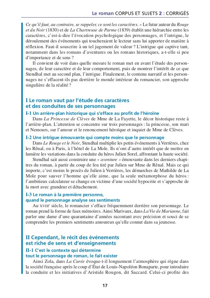 Dissertation Le Roman Historique