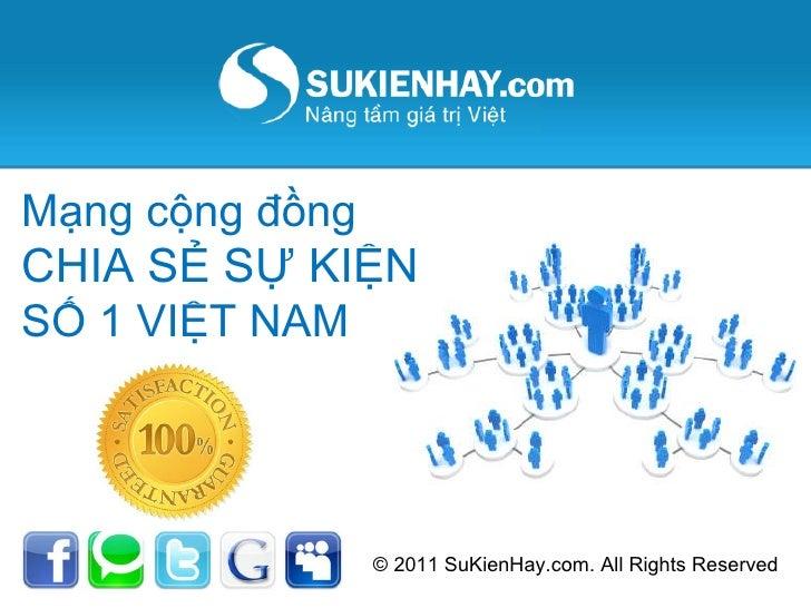 SuKienHay.Com Profile