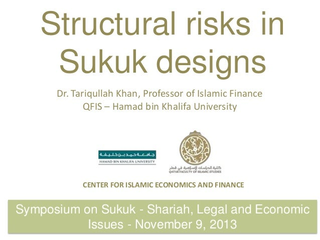 Structural risks in the design of Sukuk