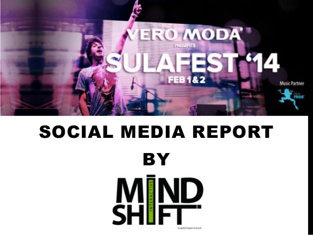 Social Media Case Study : Sula Fest 2014 Campaign Report