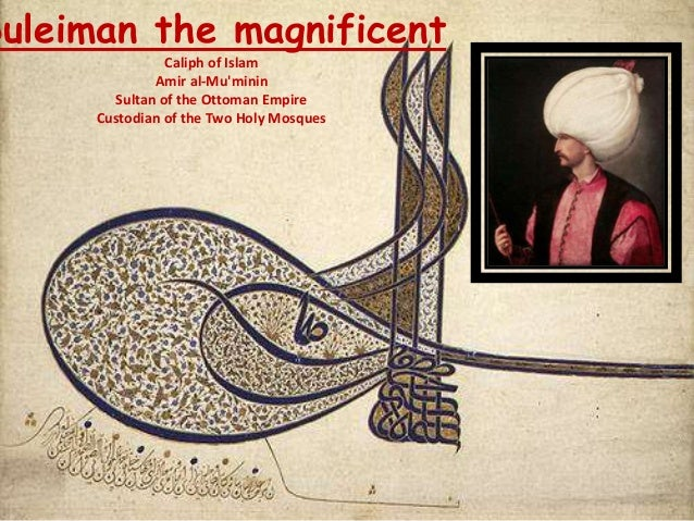 Suleiman the Magnificent goals