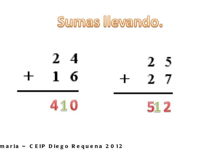 1º Primaria – CEIP Diego Requena 2012