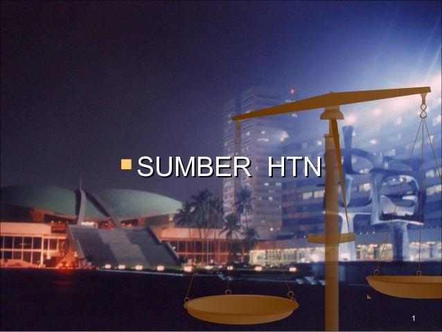  SUMBER  HTN  1