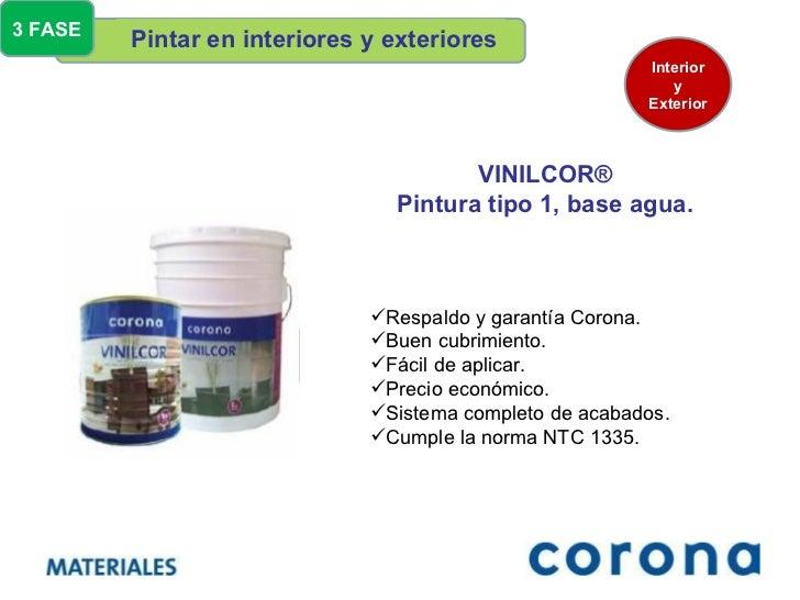 Acabado de muros interiores y exteriores - Pintura para exteriores precios ...