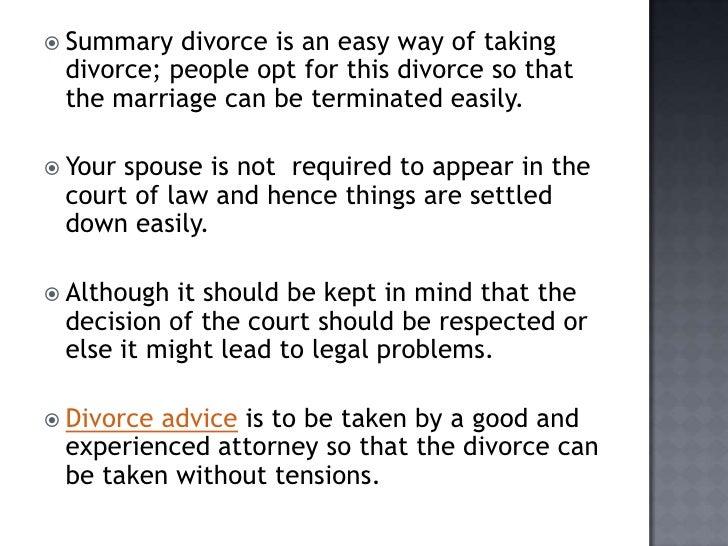 persuasive essay about divorce