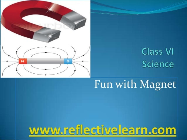 Fun with Magnet  www.reflectivelearn.com