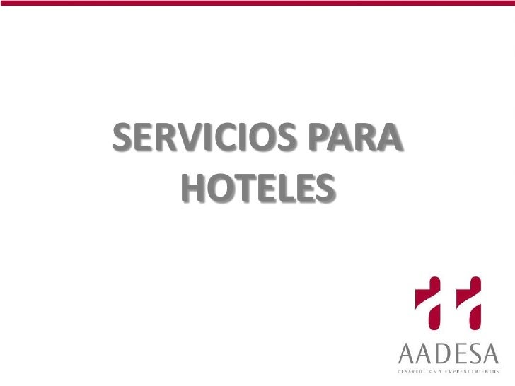 VENTA ONLINE EN HOTELES