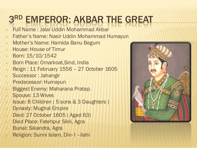 Essay on akbar the great in english