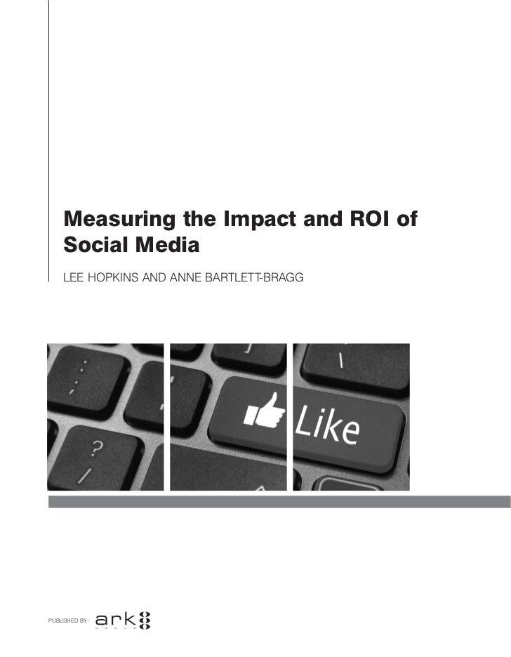 Exec Summary: Social Media ROI