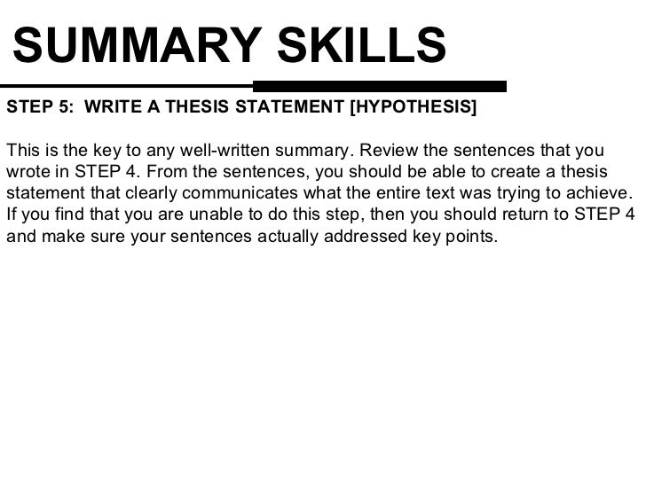 how many parts does a thesis statement have A thesis statement does not necessarily forecast organization of an essay which can be more complex than its purpose structure the thesis statement will.