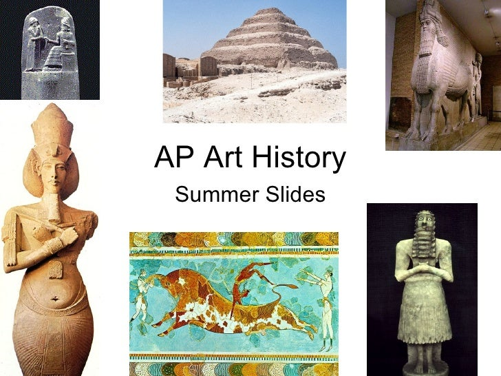AP Art History Summer Slides