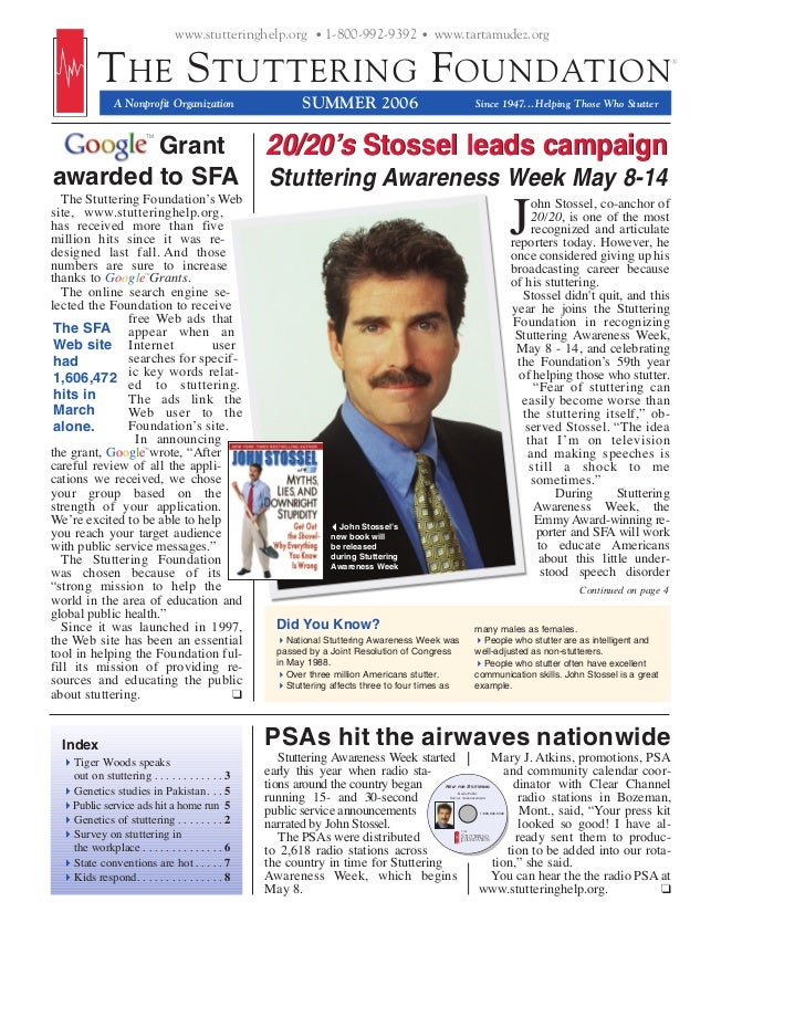 Summer2006newsletter