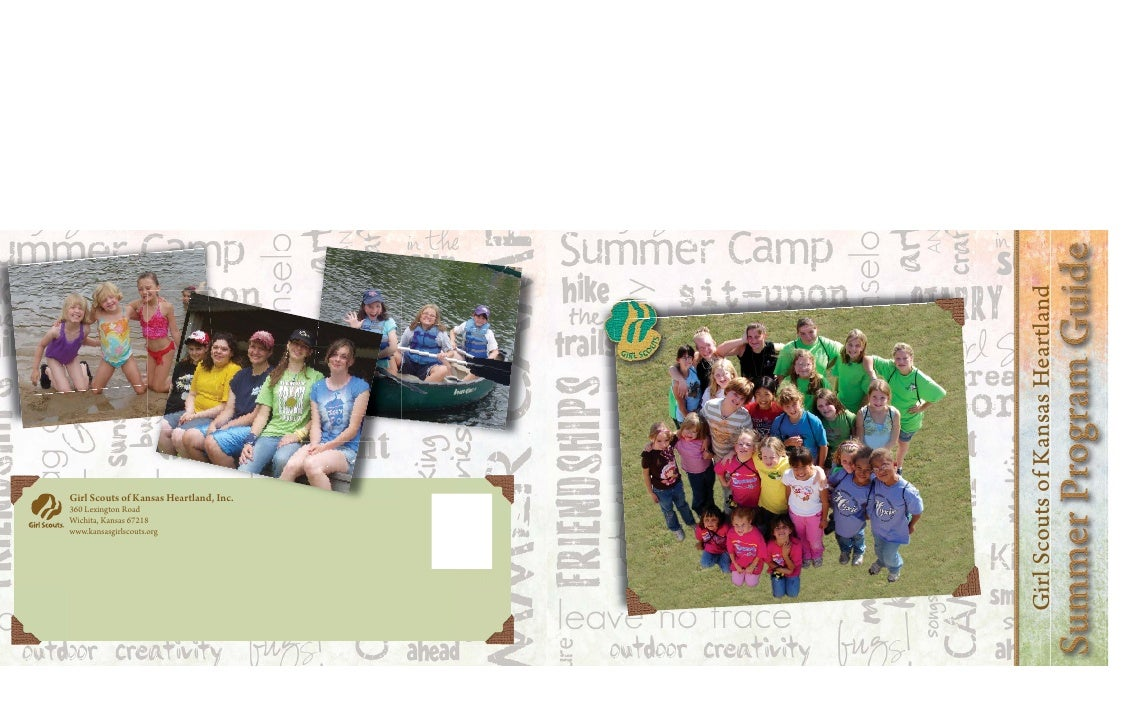 Summer 2008 Program Guide GSKH