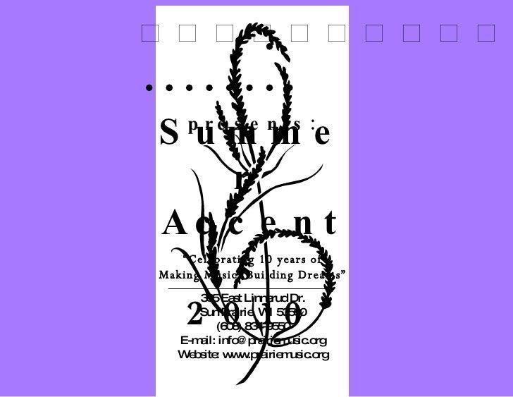 Summer  Brochure For  Web