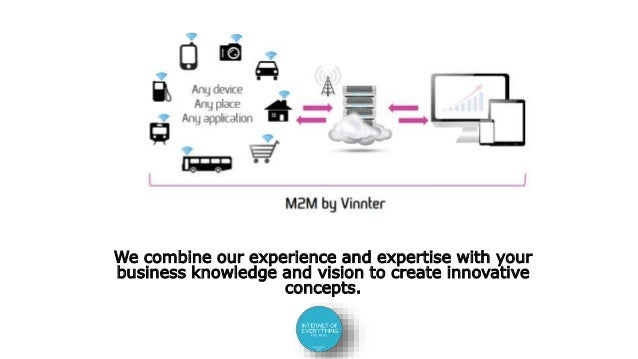 We combine our experience and expertise with your business knowledge and vision to create innovative concepts.