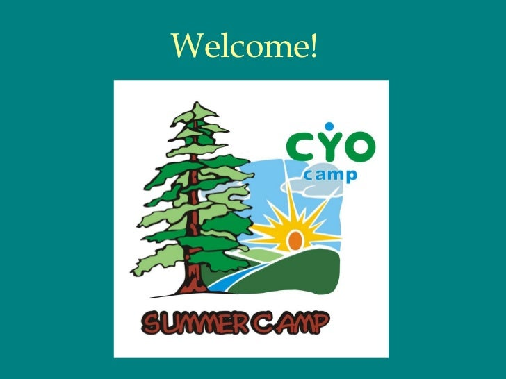 CYO Summer Camp 2011