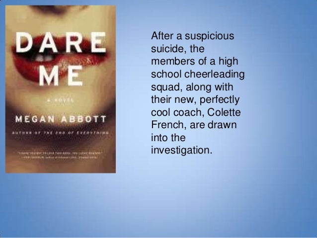 After a suspicioussuicide, themembers of a highschool cheerleadingsquad, along withtheir new, perfectlycool coach, Colette...