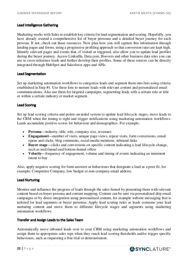 Marketing plan report template 28 images summer internship marketing plan report template summer internship report on developing business flashek Gallery
