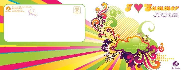 Summer Program Guide 2009