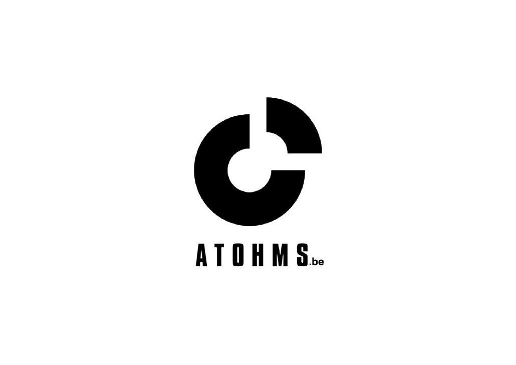 Summerschool2011 - presentation Atohms - Q&D workshop