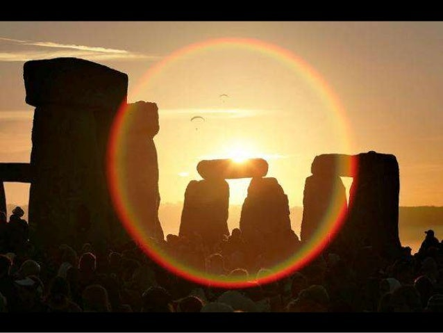 Summer Solstice from Stonehenge