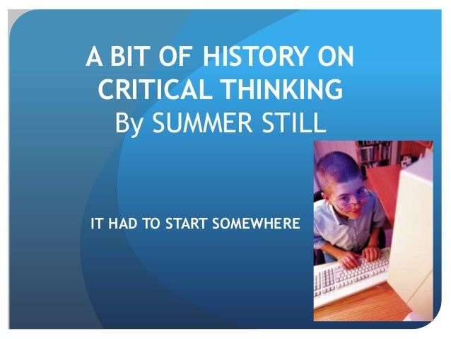 critical thinking summer programs 2017 program information think summer (programs critical thinking students can earn up to two credits of leveled el instruction in this summer program.