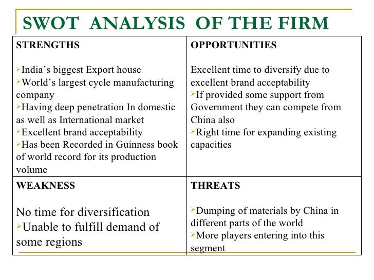 swot analysis peugeot india and china