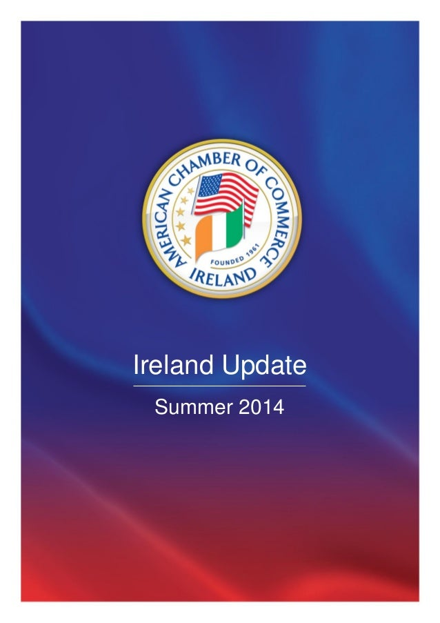 Ireland Update Summer 2014