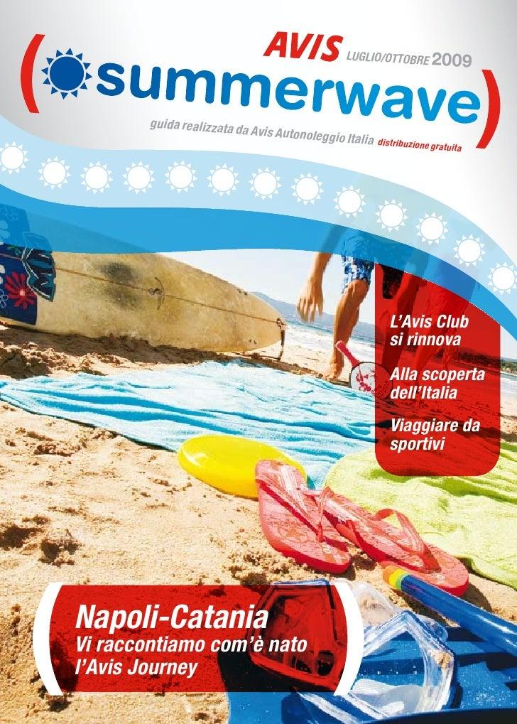 Summer Wave Magazine 2009