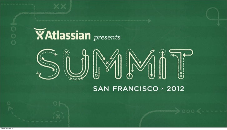 Keynote Day 2 - Atlassian Summit 2012