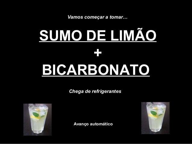 Os benefícios do suco de limão