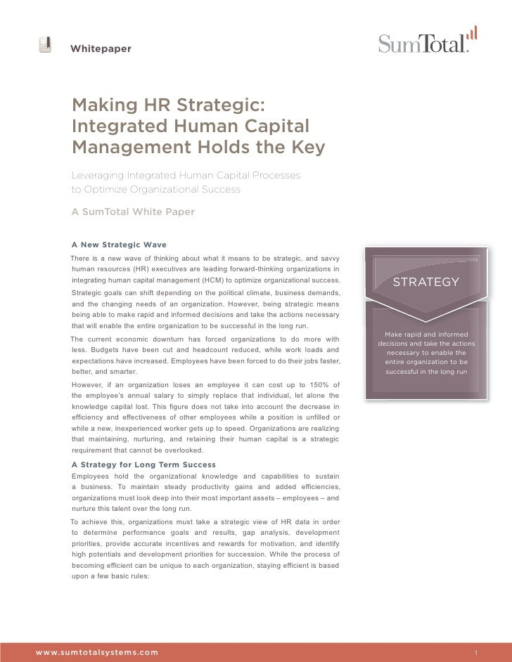 Sum t wp_making-hr-strategic