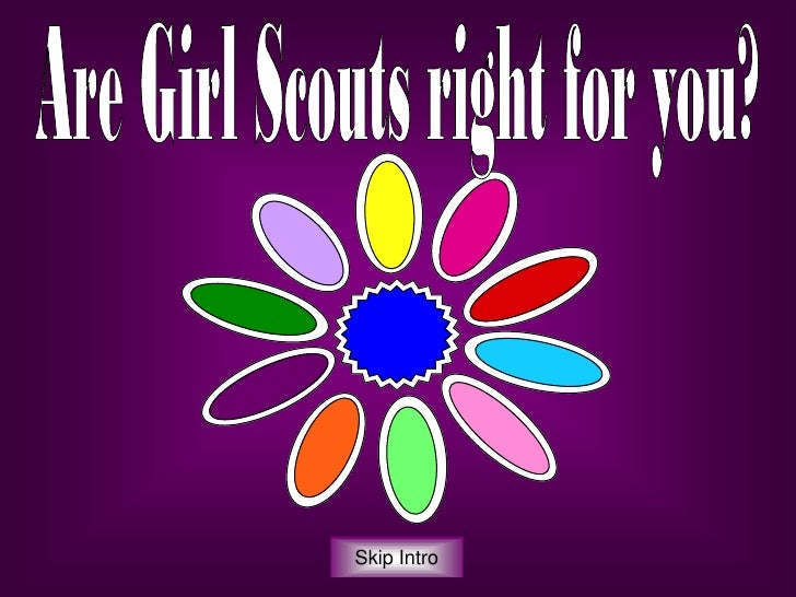 Are Girl Scouts Right For You?