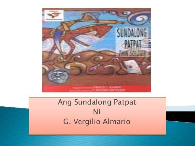 SundalONG PATPAT STORY