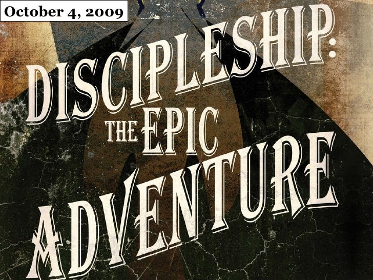 Sunday School Lesson 2009 10 04