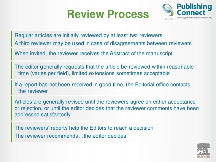 How to get your research paper reviewed and finally published?