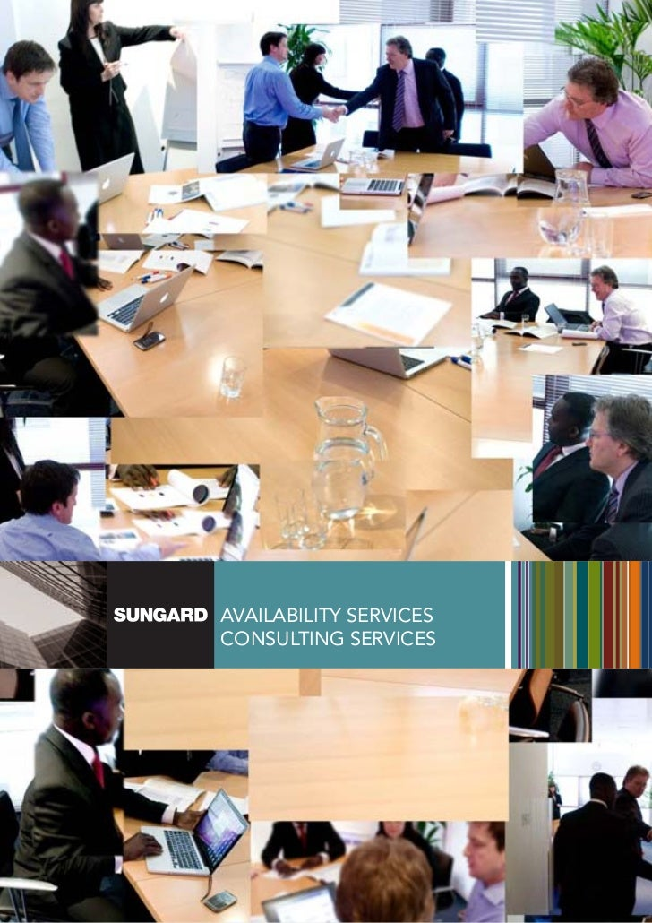 AVAILABILITY SERVICESCOnSULTInG SERVICES