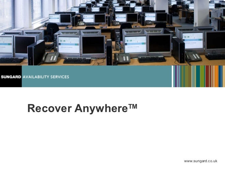 Recover Anywhere TM