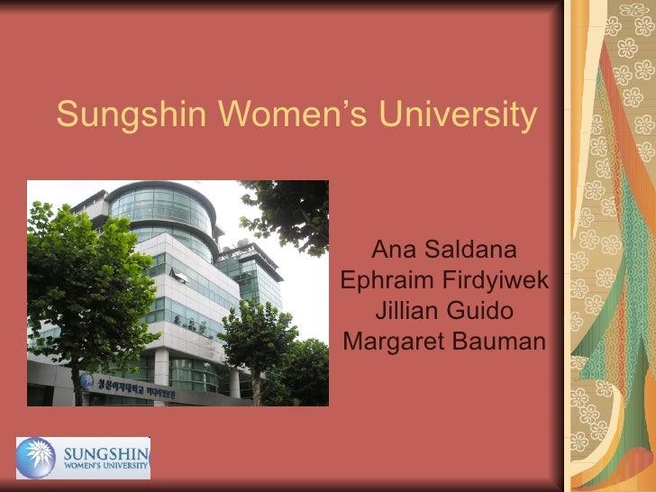 Sungshin Powerpoint 09