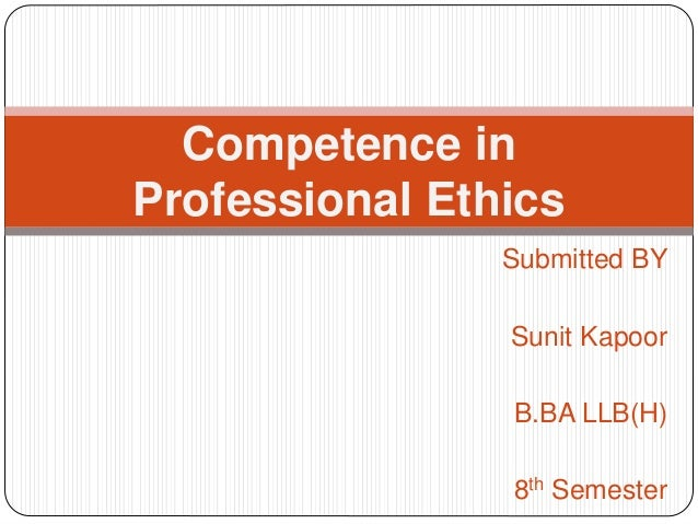 professional competence presentation The personal professional competency program workplace competence international limited 5903 third line of erin, hillsburgh, ontario, canada e: roelf@attglobalnet.