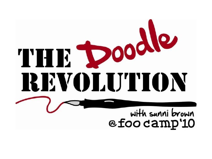 Sunni brown the doodle revolution