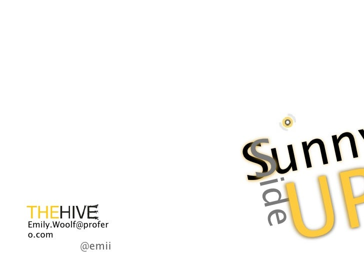 Sunny Side Up 8/10