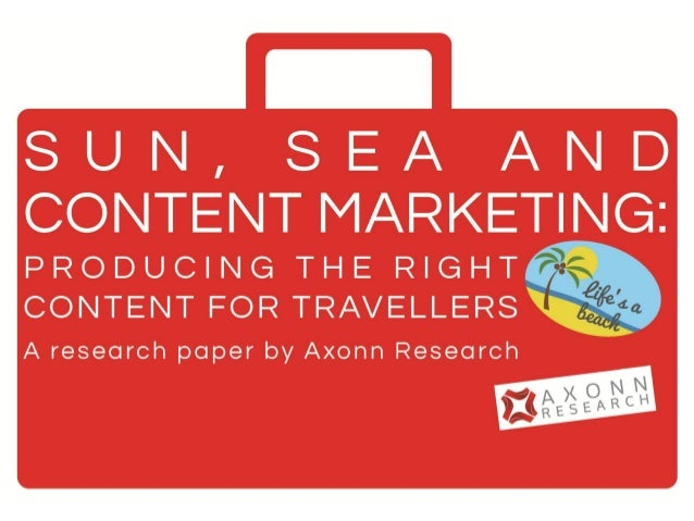 • This report looks at how travel companies are targeting key audiences; identifying those promising the best returns on t...